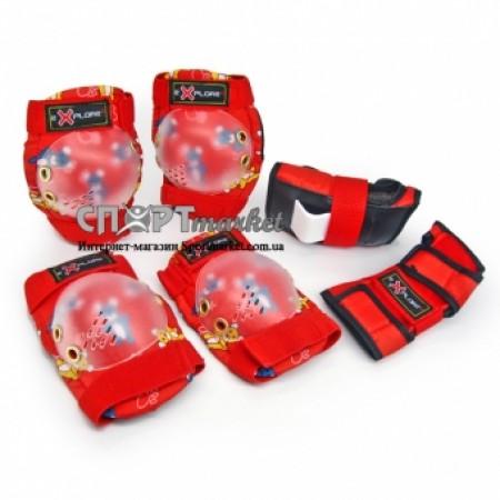 Комплект защиты для роликов Explore AMZ-130 3690