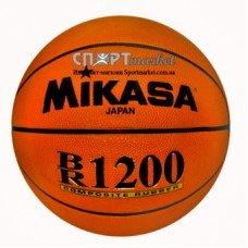 Мяч баскетбольный Mikasa BR1200