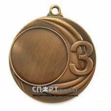 Медаль бронзовая за третье место