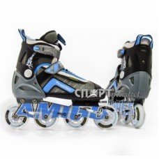 Роликовые коньки Amigo PowerFlex