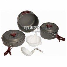 Набор посуды с антипригарным покрытием Tramp TRC-023