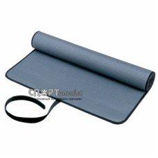 Коврик фитнеса и йоги 6 мм В-1007 с застежкой