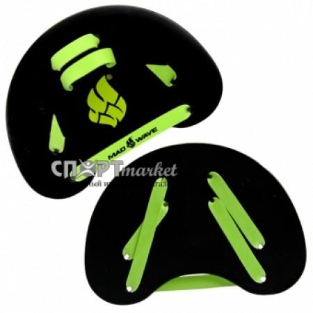 Лопатки на пальцы Mad Wave Finger Paddle 4118