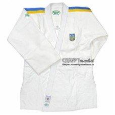 Кимоно для дзюдо Green Hill Olympic JSO-10304