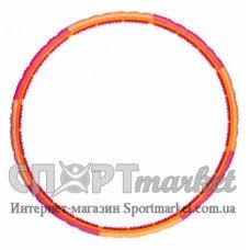 Обруч массажный HealthOne Hoop 1,6 кг pho250000
