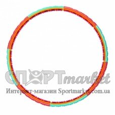 Обруч массажный HealthOne Hoop 2.1 кг pho330000