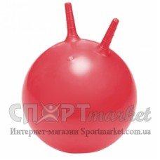 Мяч фитбол детский с рожками