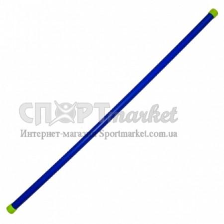Палка гимнастическая VV L-1100 длина 110 см. 4325
