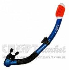 Трубка для подводного плавания Mad Wave Aquatic I Snorkel M062802015W