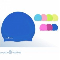 Шапочка для плавания Mad Wave Light Silicone M0535 03 0 00W