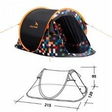 Палатка Easy Camp Antic Pixel