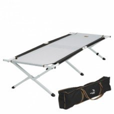 Раскладушка Easy Camp Folding Bed Grey 480008