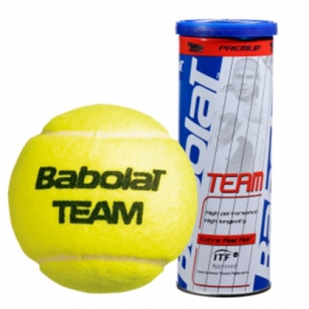 Мячи для тенниса BABOLAT Balls Team x 3 501010 4541