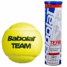 Мячи для тенниса BABOLAT Balls Team x 4 104151