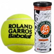 Мячи для тенниса BABOLAT Balls French Open Clay Court x 3 502020