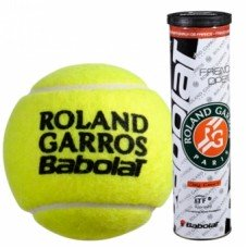 Мячи для тенниса BABOLAT Balls French Open Clay Court x 4 502017