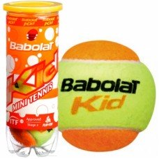 Мяч для тенниса BABOLAT Balls KID Pet x3