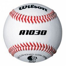 Мяч бейсбольный Wilson A1030 Official league baseball ball