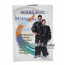 Костюм-сауна Sauna Suit unisex FI-801-BL