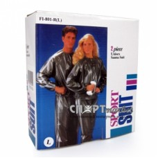 Костюм-сауна Sport Suit unisex FI-801-R