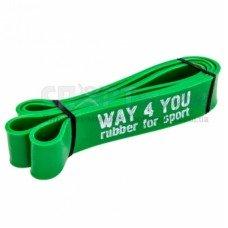 Резина для тренировок Way4you 17 - 54 кг