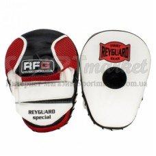 Лапы боксерские Reyguard RFPV-01 винил/полиэстер