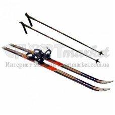Лыжи детские Snowscape 1883 h150