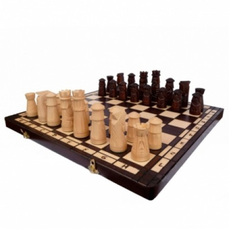 Шахматы Madon 124 Madon Muminek (490x490 мм) 4999