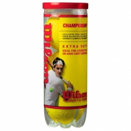 Мячи для тенниса Wilson СhampionShip T1001E 3 шт 5012
