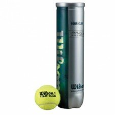 Мячи для тенниса Wilson Tour Club Official 4 шт
