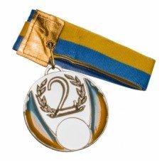 Медаль С-2527 серебро 50 мм