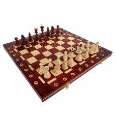 Шахматы Madon 125 Debiut Intarsia (400x400 мм)