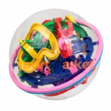 Головоломка шар-лабиринт Intellect Ball 118 шагов medium 927A