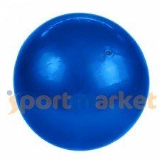 Мяч резиновый перламутровый d22 см
