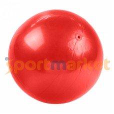 Мяч резиновый перламутровый d20 см