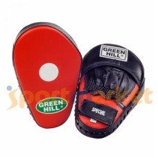 Лапы боксерские Green Hill Special FMS-5006 кожа
