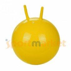 Мяч попрыгун с рожками Profit 45 см