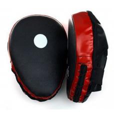 Лапы боксерские RZA (кирза)