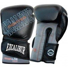 Боксерские перчатки Excalibur Thunder 529-07