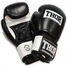 Боксерские перчатки Thor SPARRING Leather 558