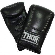 Перчатки cнарядные Thor 605 (Leather)
