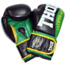Боксерские перчатки Thor SHARK Leather 8019
