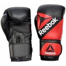 Перчатки боксерские кожаные Reebok Combat RSCB