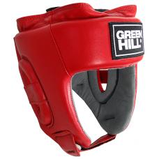 Шлем боксерский Green Hill UBF-LOGO HGT-9411L