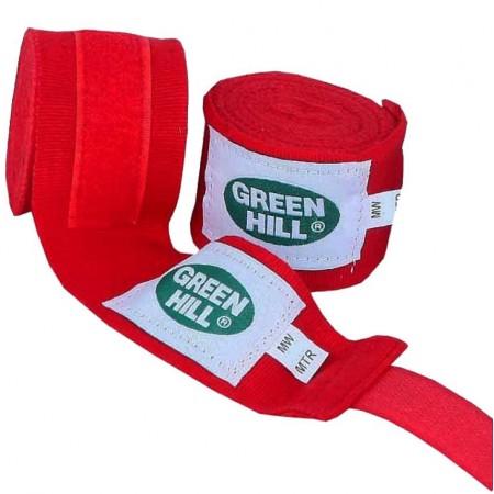 Бинт боксерский Green Hill Cotton 4,5м BP-6235 3479