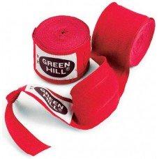 Бинт боксерский Green Hill Polyester 2,5м BC-6232