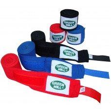 Бинт боксерский Green Hill Cotton 2,5м BP-6235