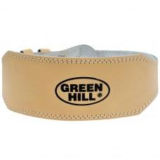 Пояс штангиста Green Hill Power WLB-6426