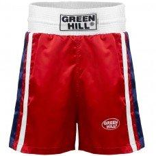 Шорты боксерские Green Hill Olympic BS-6320