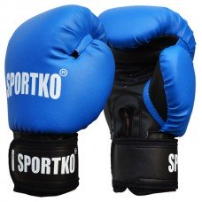 Перчатки боксерские Sportko ПД1